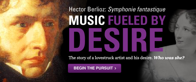 Hector Berlioz: Music Fueled by Desire